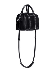 GIVENCHY 'Lucrezia' mini chain leather duffle