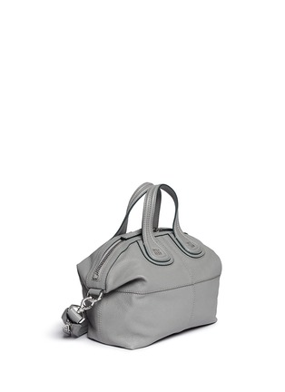 Figure View - Click To Enlarge - Givenchy - 'Nightingale' small leather bag