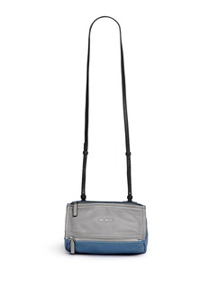 GIVENCHY'Pandora' mini colourblock shoulder bag