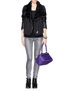 GIVENCHY'Pandora' small leather bag