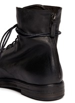 'Bolla Zucca Zeppa' lace-up boots