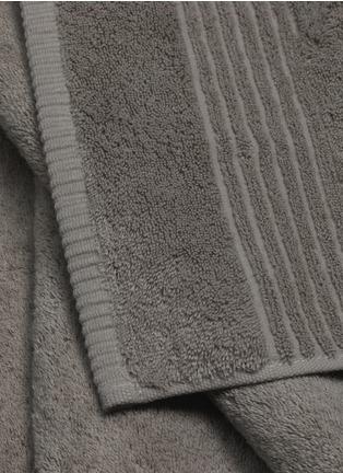 细节 –点击放大 - LANE CRAWFORD - 纯棉擦手巾