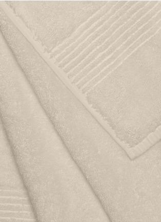细节 –点击放大 - LANE CRAWFORD - 中号纯棉浴巾