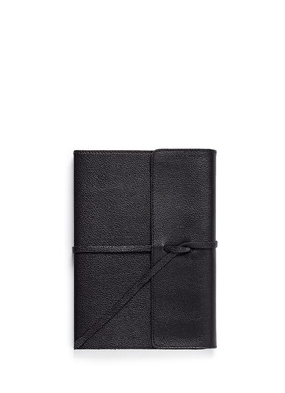 Main View - Click To Enlarge - Bynd Artisan - A5 soft leather journal
