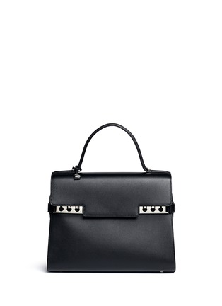 Main View - Click To Enlarge - Delvaux - 'Tempête GM' leather bag