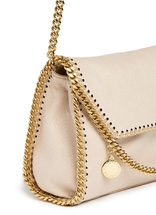 Detail View - Click To Enlarge - Stella McCartney - 'Falabella' mini crossbody chain bag