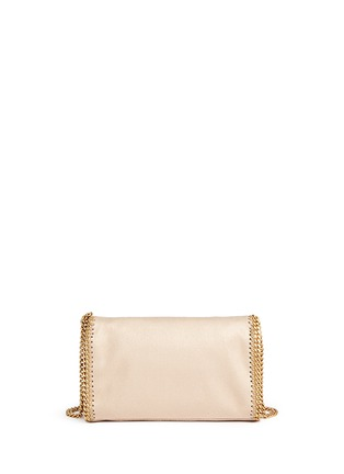 Back View - Click To Enlarge - Stella McCartney - 'Falabella' mini crossbody chain bag
