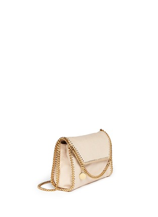 Front View - Click To Enlarge - Stella McCartney - 'Falabella' mini crossbody chain bag