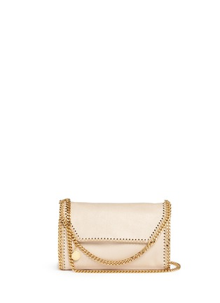Main View - Click To Enlarge - Stella McCartney - 'Falabella' mini crossbody chain bag