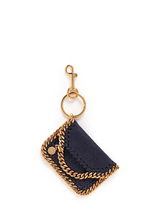 Main View - Click To Enlarge - Stella McCartney - 'Falabella' clutch keyring