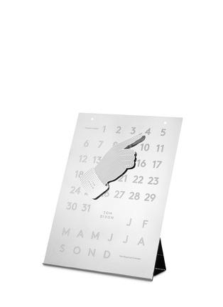 - TOM DIXON - TOOL The Perpetual Calendar金属桌面日历