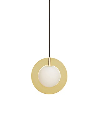 Main View - Click To Enlarge - Tom Dixon - Plane round pendant light