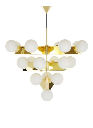 Main View - Click To Enlarge - Tom Dixon - Plane chandelier