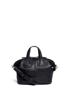 GIVENCHYNightingale Zanzi micro leather bag