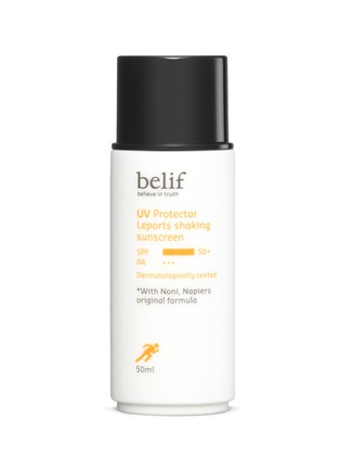 Main View - Click To Enlarge - belif - UV Protector Leports Shaking Sunscreen SPF50+ PA+++ 50ml