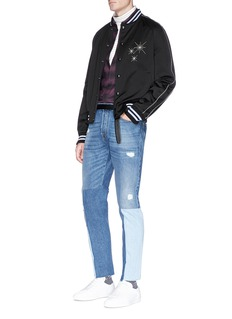 Lanvin Fireworks embroidered souvenir jacket
