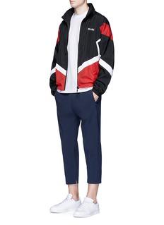 M+RC NOIR'O.G' colourblock track jacket