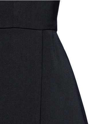 Detail View - Click To Enlarge - C/Meo Collective  - 'Charged Up' off-shoulder midi dress