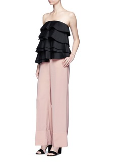 C/Meo Collective  'Love Lost' wide leg crepe pants