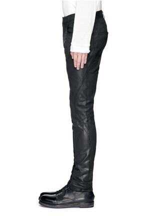 细节 - 点击放大 - FAITH CONNEXION - 涂层修身牛仔裤
