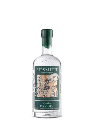 Main View - Click To Enlarge - Sipsmith - Limited edition London dry gin