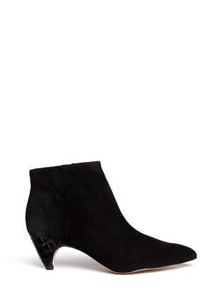 Main View - Click To Enlarge - Sam Edelman - 'Lucy' suede ankle boots