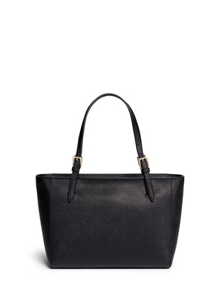 Tory Burch - York' small leather buckle tote