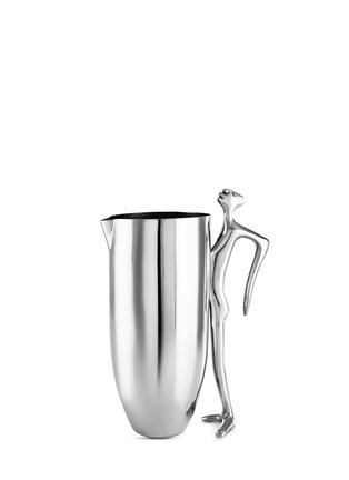 Main View - Click To Enlarge - CARROL BOYES - Aluminium water jug