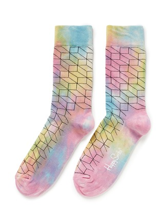 Main View - Click To Enlarge - Happy Socks - SPECIAL SPECIAL tie dye socks