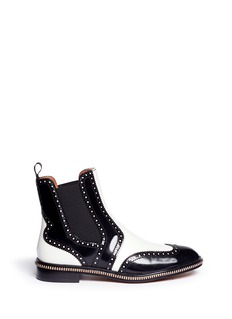MARC BY MARC JACOBSBicolour Chelsea boots
