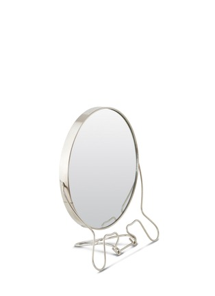 Meraki effects small double sided mirror lane crawford for Double mirror effect