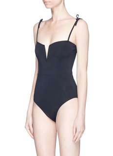 Beth Richards 'Gisele' one-piece swimsuit