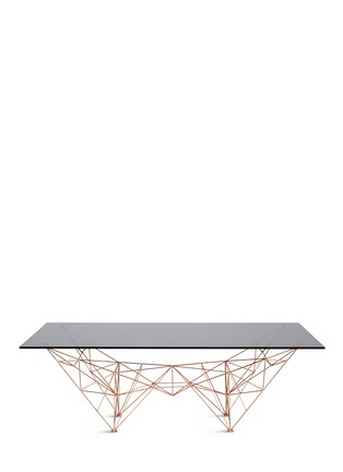 Main View - Click To Enlarge - Tom Dixon - Pylon coffee table