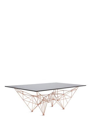 - Tom Dixon - Pylon coffee table