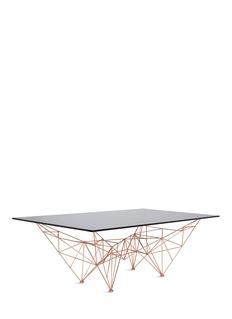 Tom Dixon Pylon coffee table