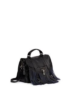 PROENZA SCHOULER'PS1 Pouch Fringe' medium leather satchel