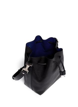 Detail View - Click To Enlarge - Proenza Schouler - Medium leather bucket bag