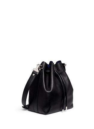 Front View - Click To Enlarge - Proenza Schouler - Medium leather bucket bag