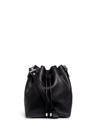 Main View - Click To Enlarge - Proenza Schouler - Medium leather bucket bag