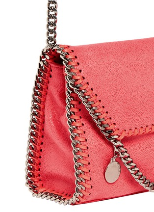 Detail View - Click To Enlarge - Stella McCartney - 'Falabella' mini crossbody bag