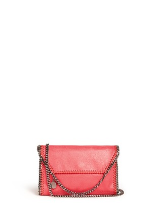 Main View - Click To Enlarge - Stella McCartney - 'Falabella' mini crossbody bag