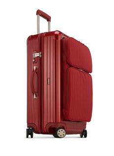 RIMOWA Salsa Deluxe Multiwheel® (Oriental Red, 89-litre)
