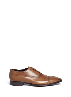 Rolando Sturlini 'City' brogue leather Oxfords