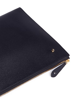 - Anya Hindmarch - 'Eyes' leather document case