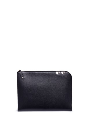 Main View - Click To Enlarge - Anya Hindmarch - 'Eyes' leather document case