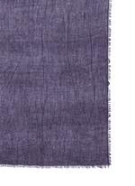 Superfine cashmere shawl