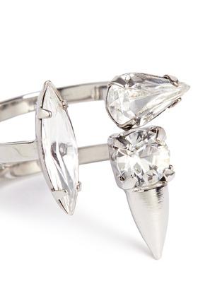 Joomi Lim-'Organized Chaos' Swarovski crystal spike ring