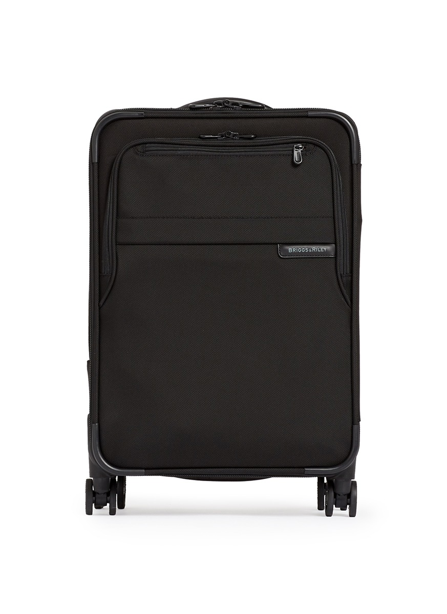 Baseline carry-on expandable spinner suitcase by Briggs & Riley