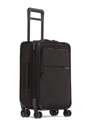 - Briggs & Riley - Baseline carry-on expandable spinner suitcase