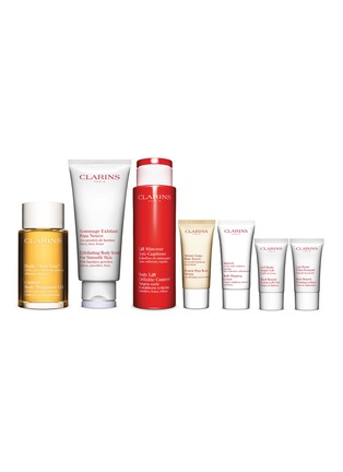 Main View - Click To Enlarge - Clarins - Total Contouring Set